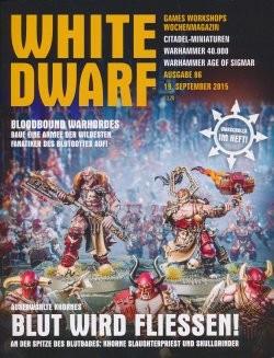 White Dwarf 2015/86