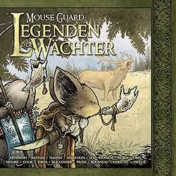 Mouse Guard (Cross Cult, B.) Legenden der Wächter Nr. 1-3