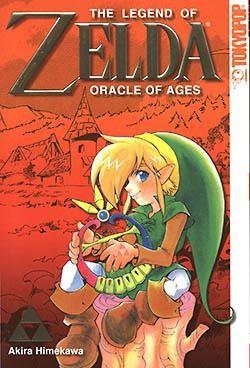 Legend of Zelda (Tokyopop, Tb.) Oracle of Ages Nr. 1 (neu)