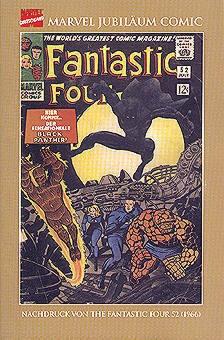 Die Fantastischen Vier/Fantastic Four 52