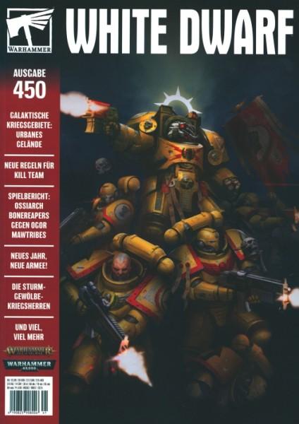 White Dwarf 2020 Nr.01 Januar (Nr. 450)