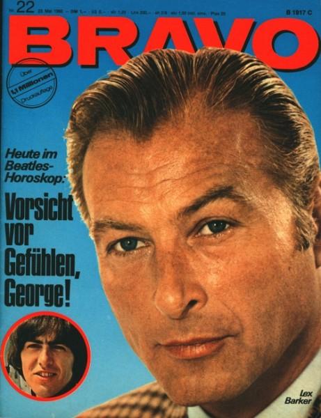 Bravo Jahrgang 1966 Nr. 1-52
