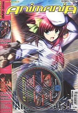 Animania 131 (12/2011-01/2012)