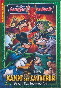 Lustiges Taschenbuch Hardcover: Kampf der Zauberer 3