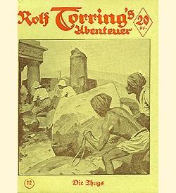 Rolf Torring (Volksliteratur, Vorkrieg) Nr. 109-113