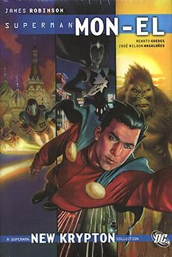 US: Superman Mon-El Vol.1 HC