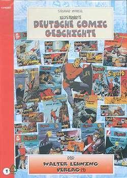 Illustrierte Deutsche Comicgeschichte 09 (Neu-Ausgabe)