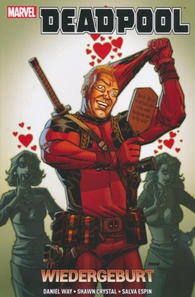 Deadpool: Wiedergeburt SC
