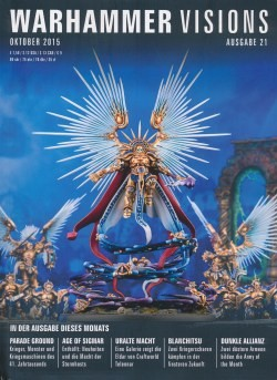 Warhammer: Visions 21