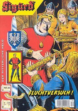 Sigurd 30 (Kioskausgabe)