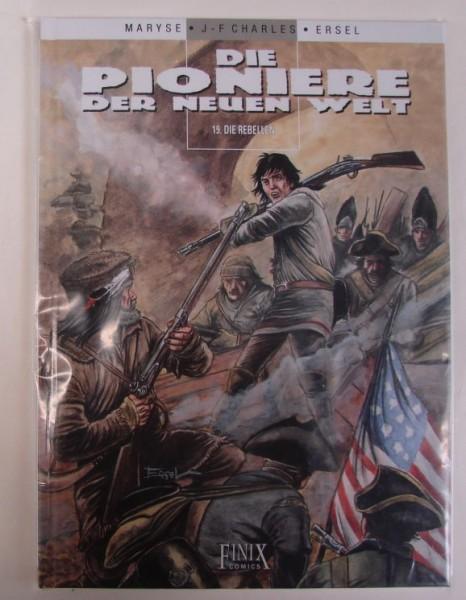 Pioniere der neuen Welt (Splitter/Kult/Finix, B.) Nr. 1-20 zus. (Z1-2)