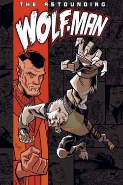 Astounding Wolf-Man Tpb