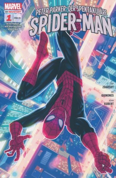 Peter Parker: Der Spektakuläre Spider-Man 1