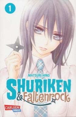 Shuriken und Faltenrock 01