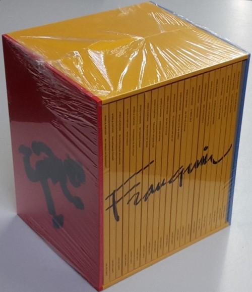 Spirou und Fantasio - Franquin-Schuber