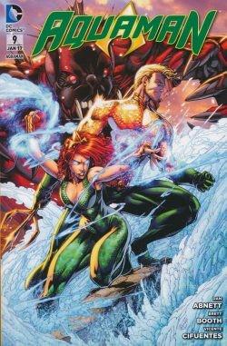 Aquaman (2012) 9