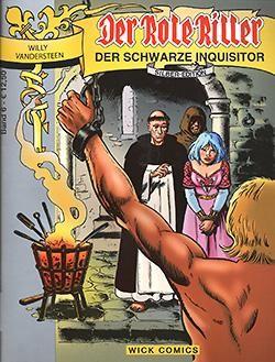 Der Rote Ritter Silber Edition 06