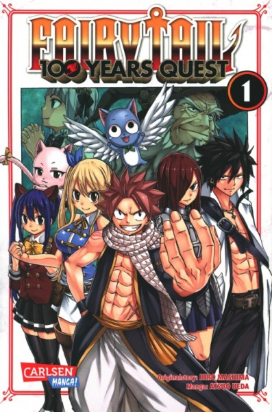 Fairy Tail - 100 Years Quest 1