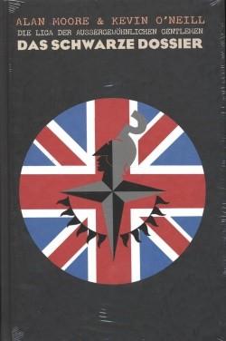 Liga der außergewöhnlichen Gentlemen (Panini, B.) Schwarze Dossier Hardcover