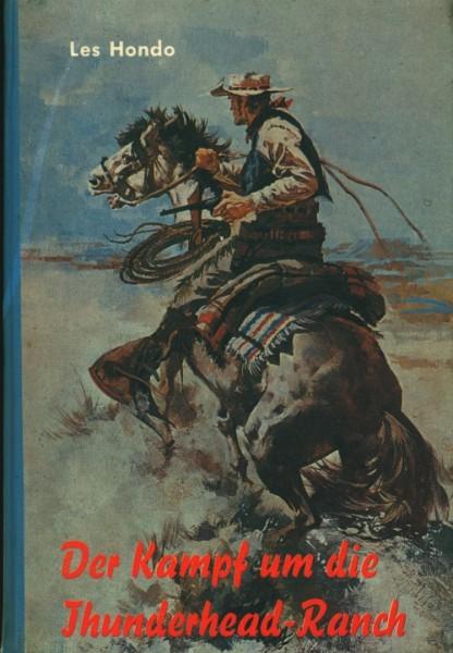 Hondo, Les Leihbuch Kampf um die Thunderhead-Ranch (Rekord)