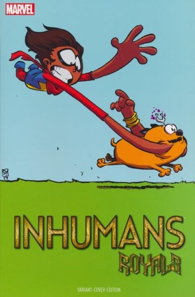 Inhumans: Royals 1 Variant