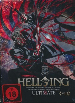 Hellsing Ultimate OVA DVD 08