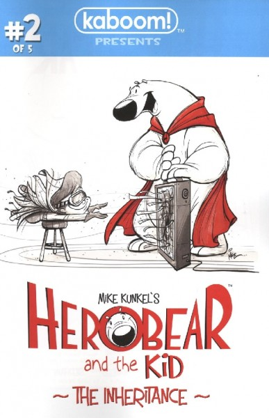 Herobear and the Kid The Inheritance 1-5