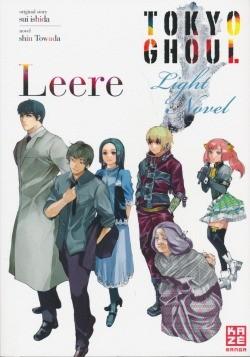 Tokyo Ghoul Novel 02