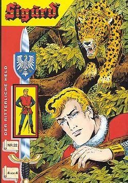 Sigurd 22 (Cover 4) limitiert