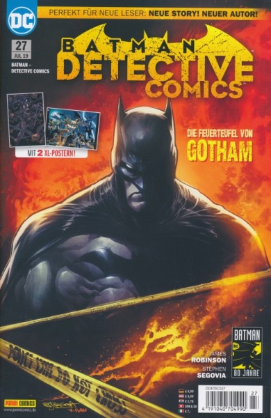 Batman Detective Comics (2017) 27