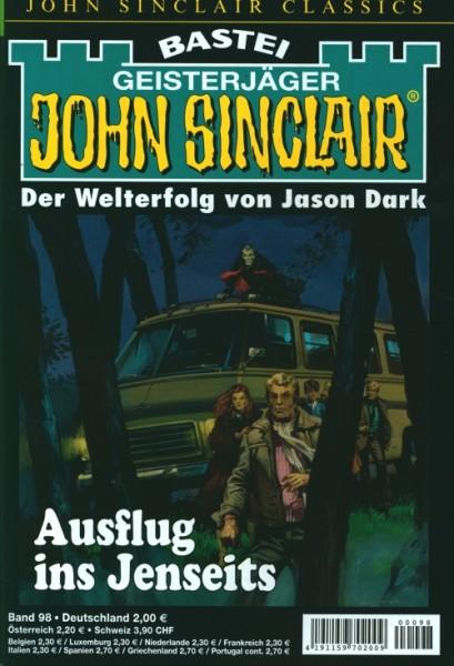 John Sinclair Classics 98