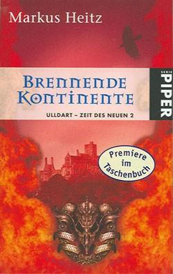 Heitz, Markus (Piper, Tb.) Ulldart, Zeit des Neuen Nr. 1-3 (neu)