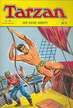 Tarzan Mondial Großband 158