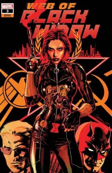 Im Netz von Black Widow Variant Erlangen (06/20)