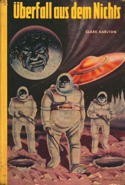 Darlton, Clark Leihbuch Überfall aus dem Nichts (Zwei Schwalben)