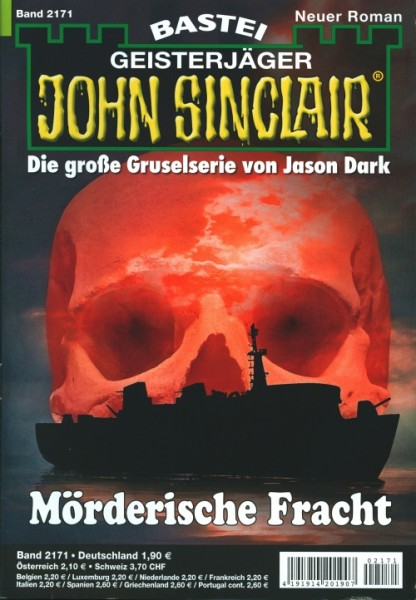 John Sinclair 2171