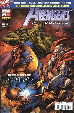 Avengers - Die Rächer 04