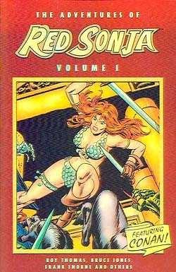 Adventures of Red Sonja Vol.1 - Vol.3