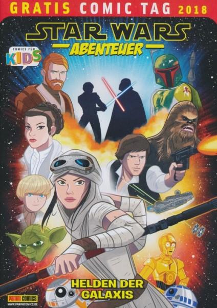 Gratis Comic Tag 2018: Star Wars