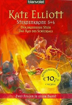 Elliott, Kate (Blanvalet, Tb.) Sternenkrone Sammelband Nr. 5/6 (neu)