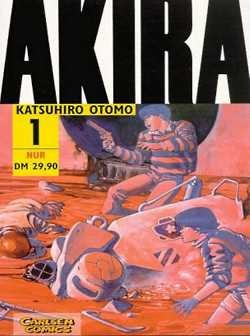Akira Orginal Edition 1