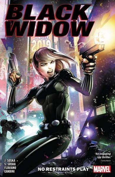 Black Widow: Dunkle Rache (03/20)
