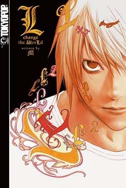 Death Note: L change the WorLd - Novel (Roman)