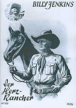 Billy Jenkins Reprint 102