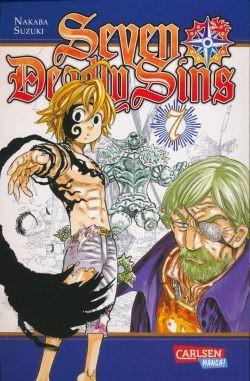 Seven Deadly Sins 07