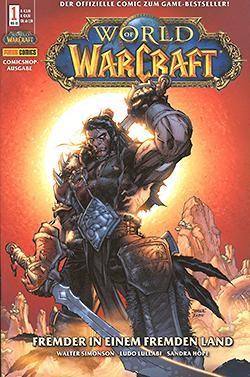 World of Warcraft (Dino, Gb.) Comicshop-Ausgabe Nr. 1-10 (neu)
