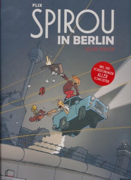 Spirou und Fantasio Spezial - Berlin Deluxe Version