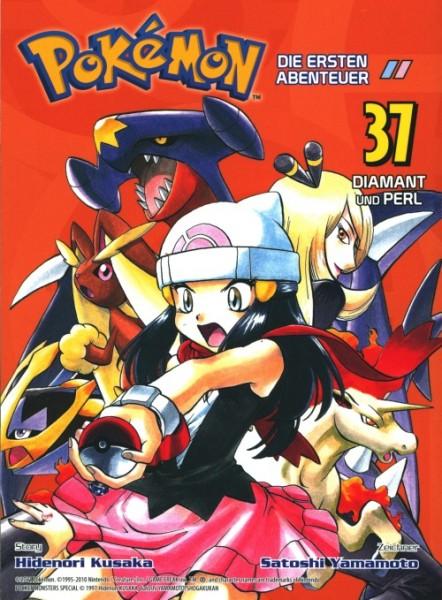 Pokemon - Die ersten Abenteuer 37