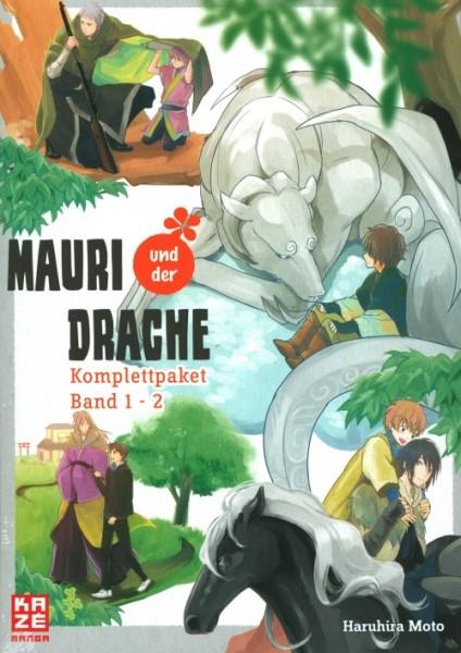 Mauri und der Drache - Komplettpaket (Band 1 + 2)