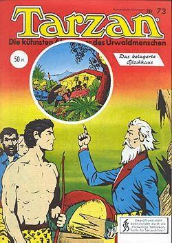 Tarzan Mondial Großband 73